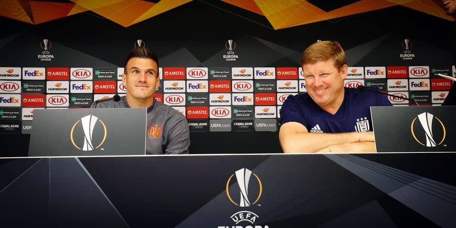 Déjà 523 minutes sans but de plein champ pour Anderlecht - La Libre
