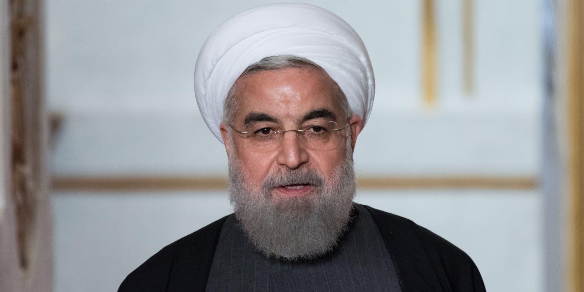 Escalade des tensions: l'Iran menace les Européens