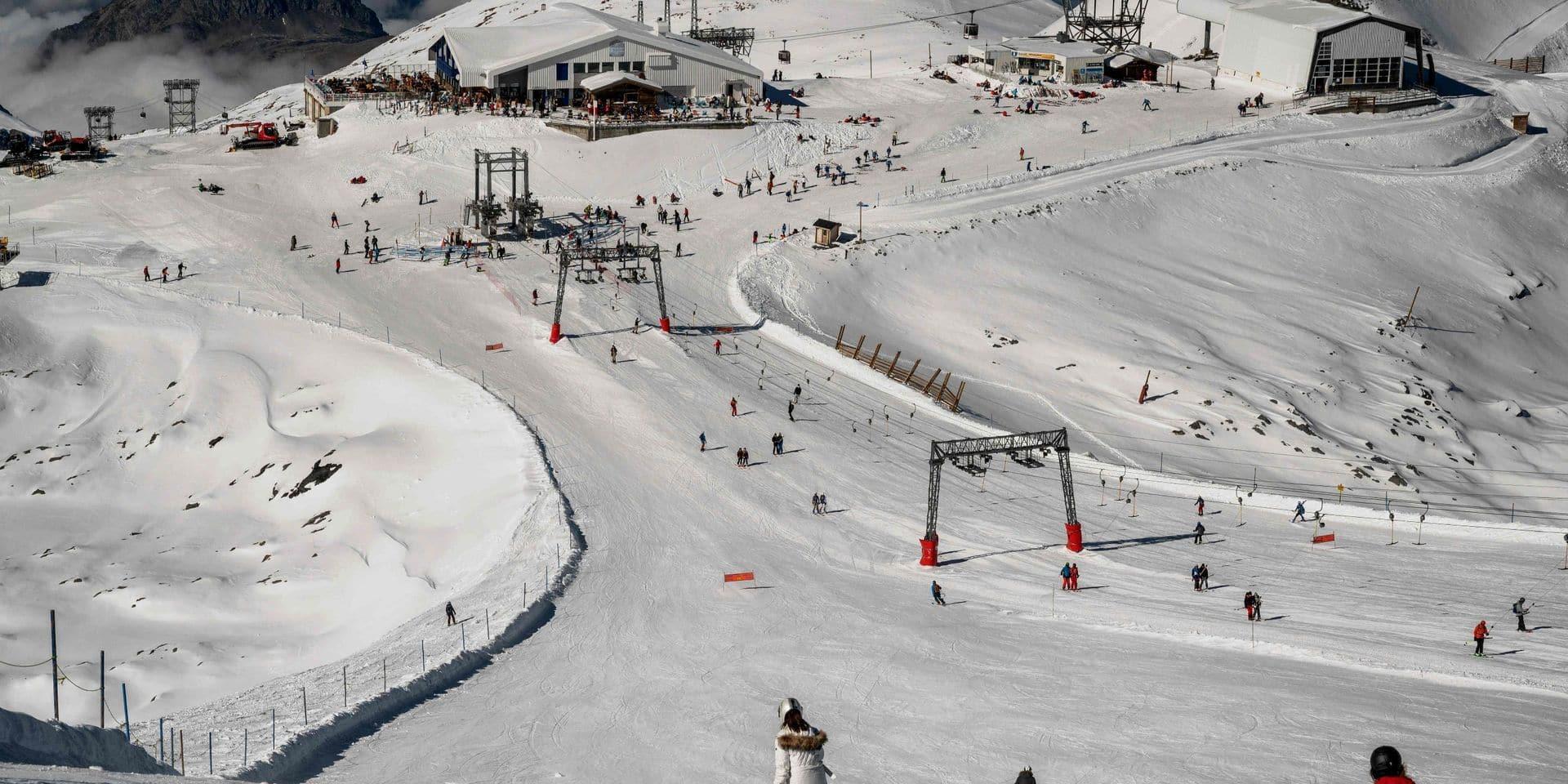 Les pays européens pour une fermeture des stations de ski durant les vacances de Noël, sauf l'Autriche