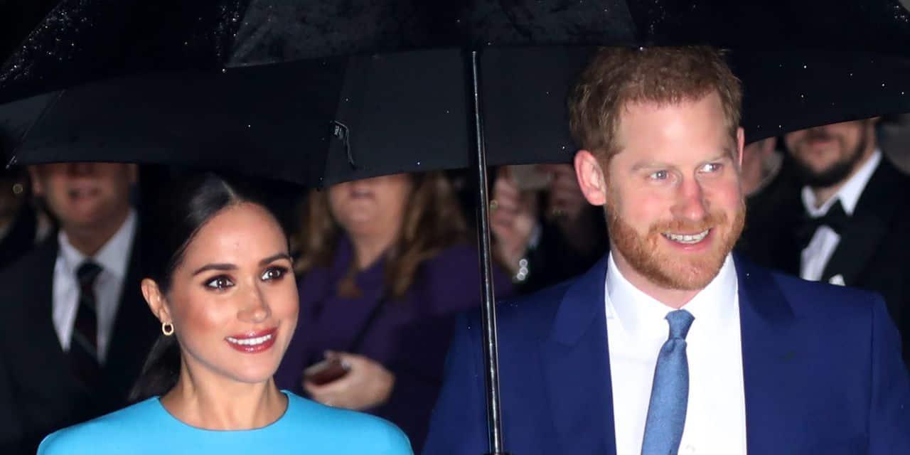Harry et Meghan soignent leur retour au Royaume-Uni, et la toile est bluffée