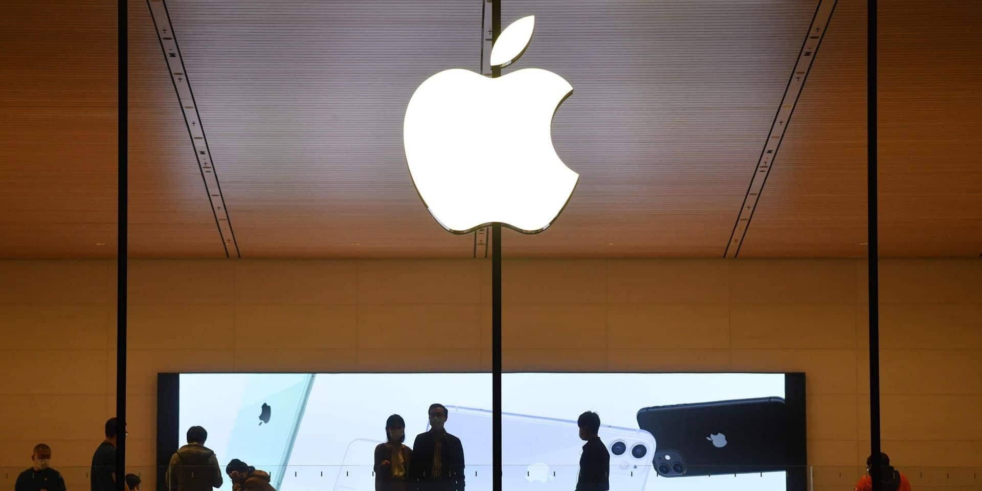 Apple condamné à verser 503 millions à VirnetX pour violation de brevet
