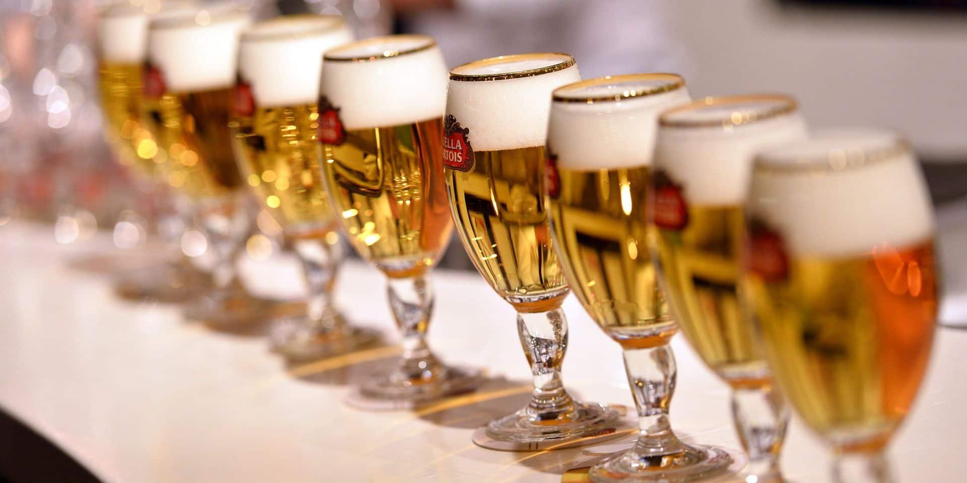 Les Belges champions toutes catégories de l'exportation de bières