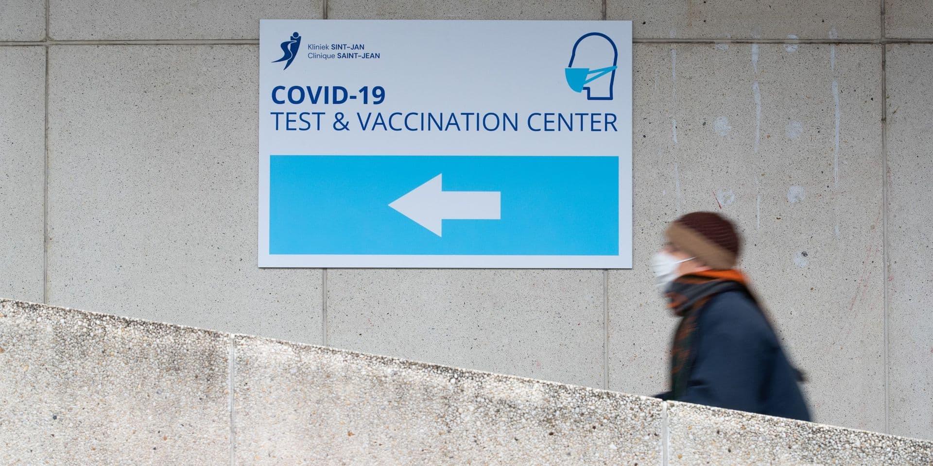 """Dès ce mardi, il est possible de bénéficier d'un vaccin en """"last minute"""": comment s'y prendre?"""