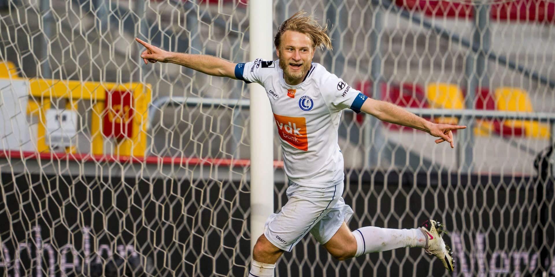 Gand ira en Conference League, le Standard encore battu par Ostende