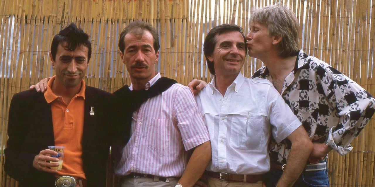 Gérard Filipelli, membre de la célèbre bande Les Charlots, est décédé