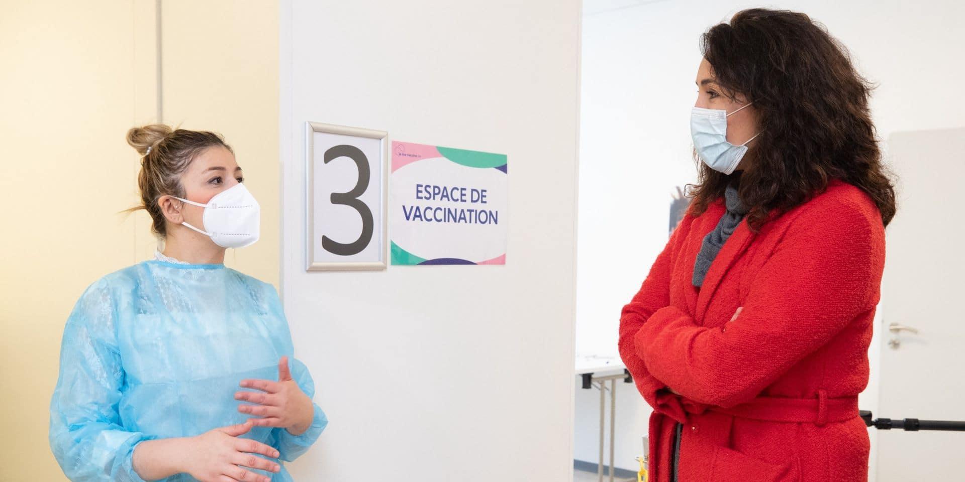 Douze sites de vaccination supplémentaires déployés en Wallonie dès ce lundi