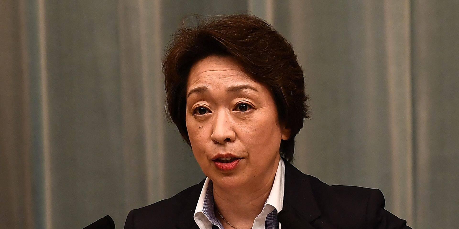 La ministre des JO Seiko Hashimoto nommée présidente des Jeux de Tokyo après un scandale sexiste
