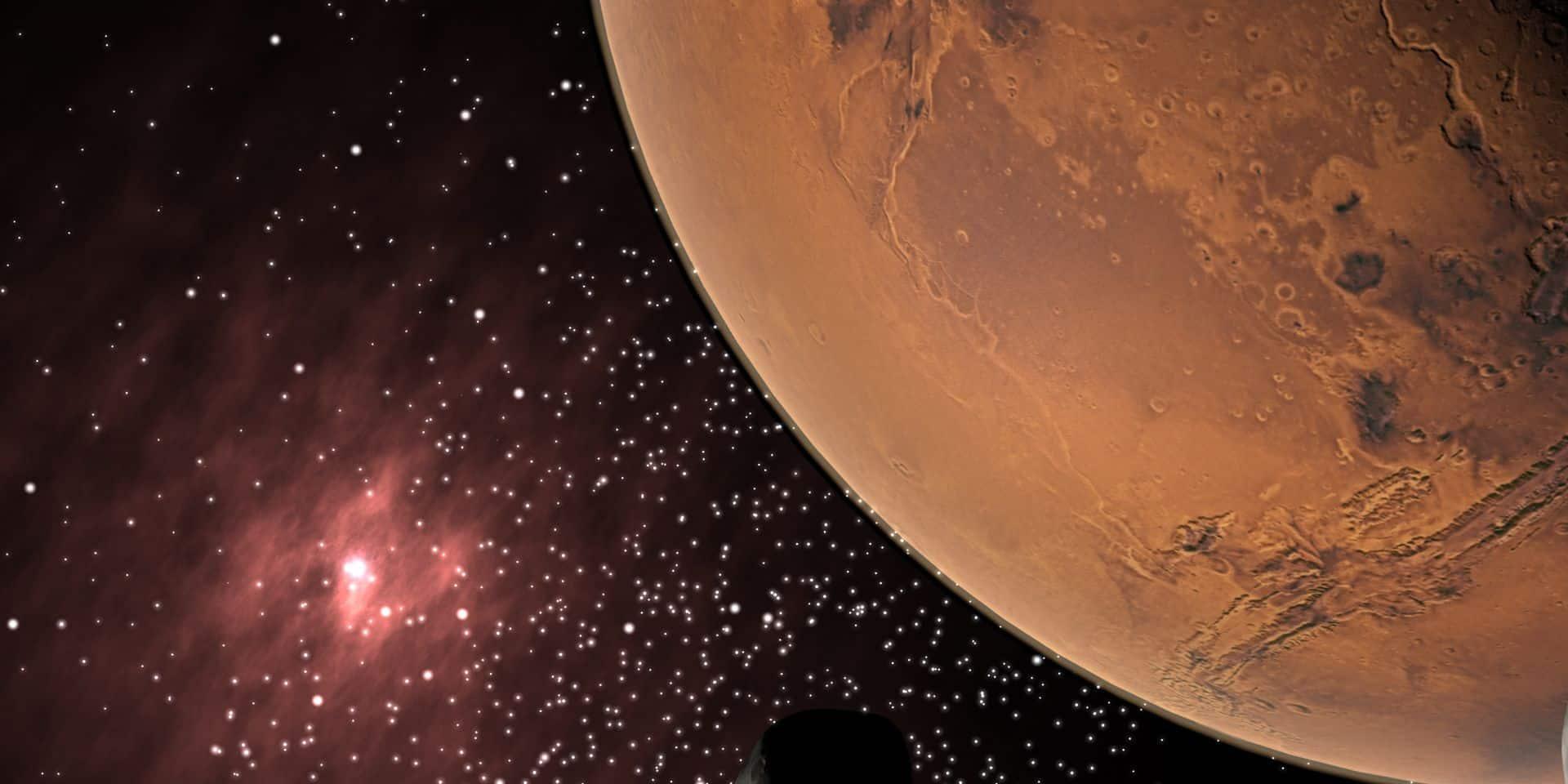 Mars sera au plus proche de la Terre ce mardi soir, un spectacle rare et exceptionnel
