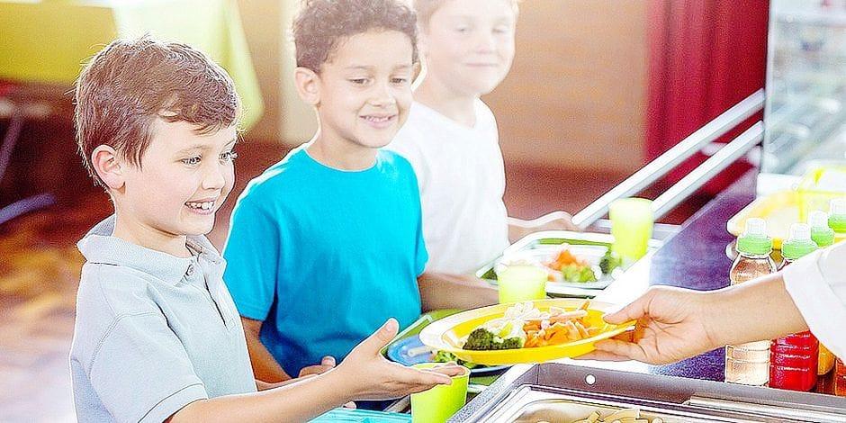 Perwez: des repas scolaires plus chers pour limiter le déficit
