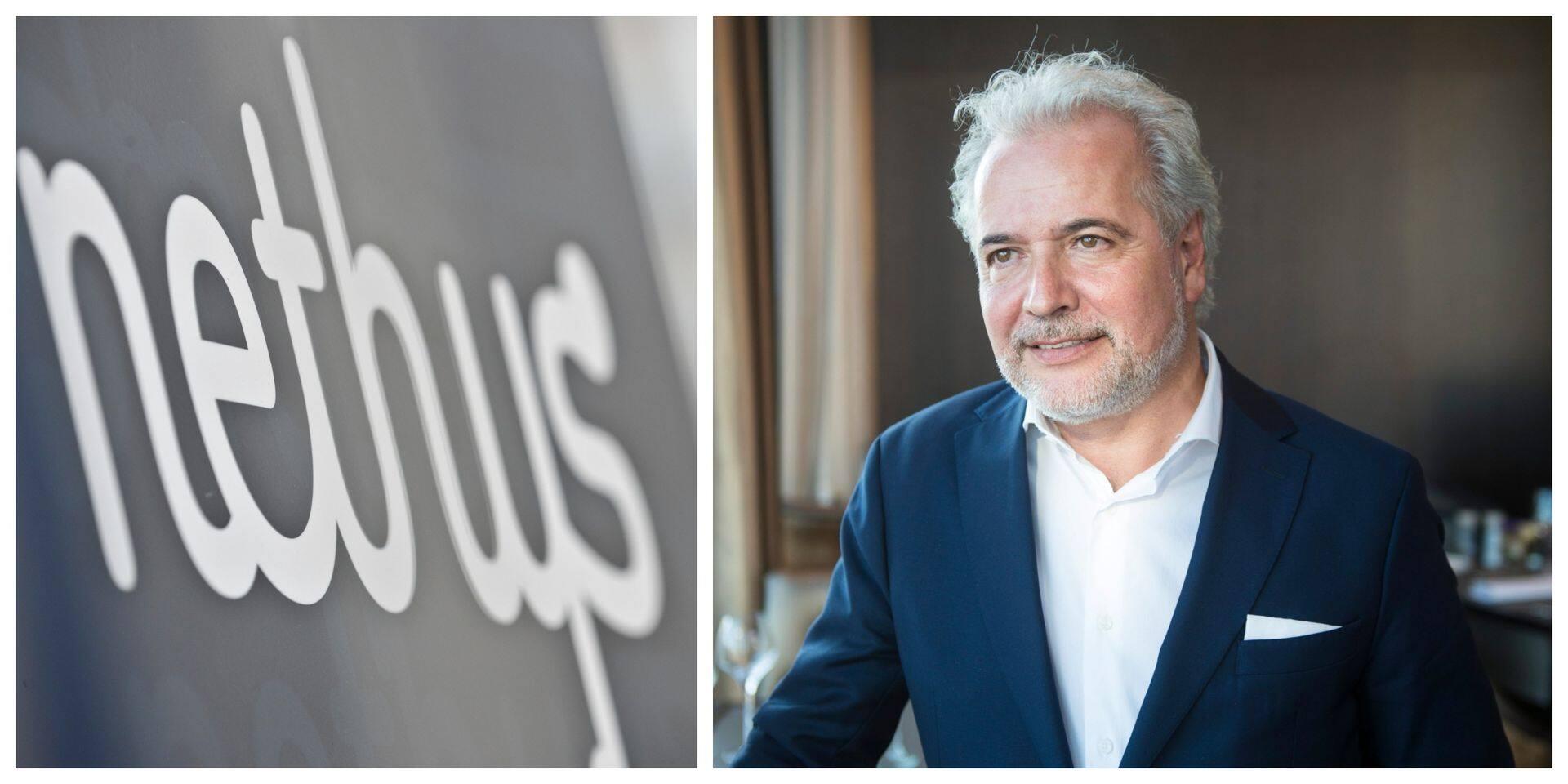 """Le businessman liégeois François Fornieri sur Nethys: """"Rien n'est fini"""""""