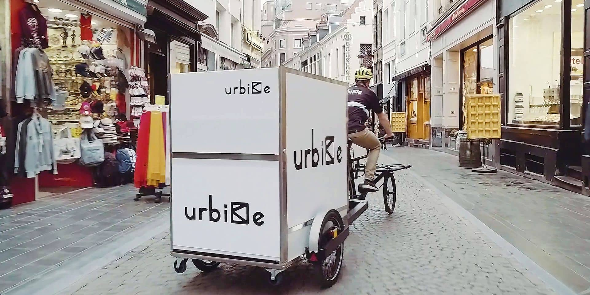 Urbike ou la nouvelle mobilité pour les entreprises