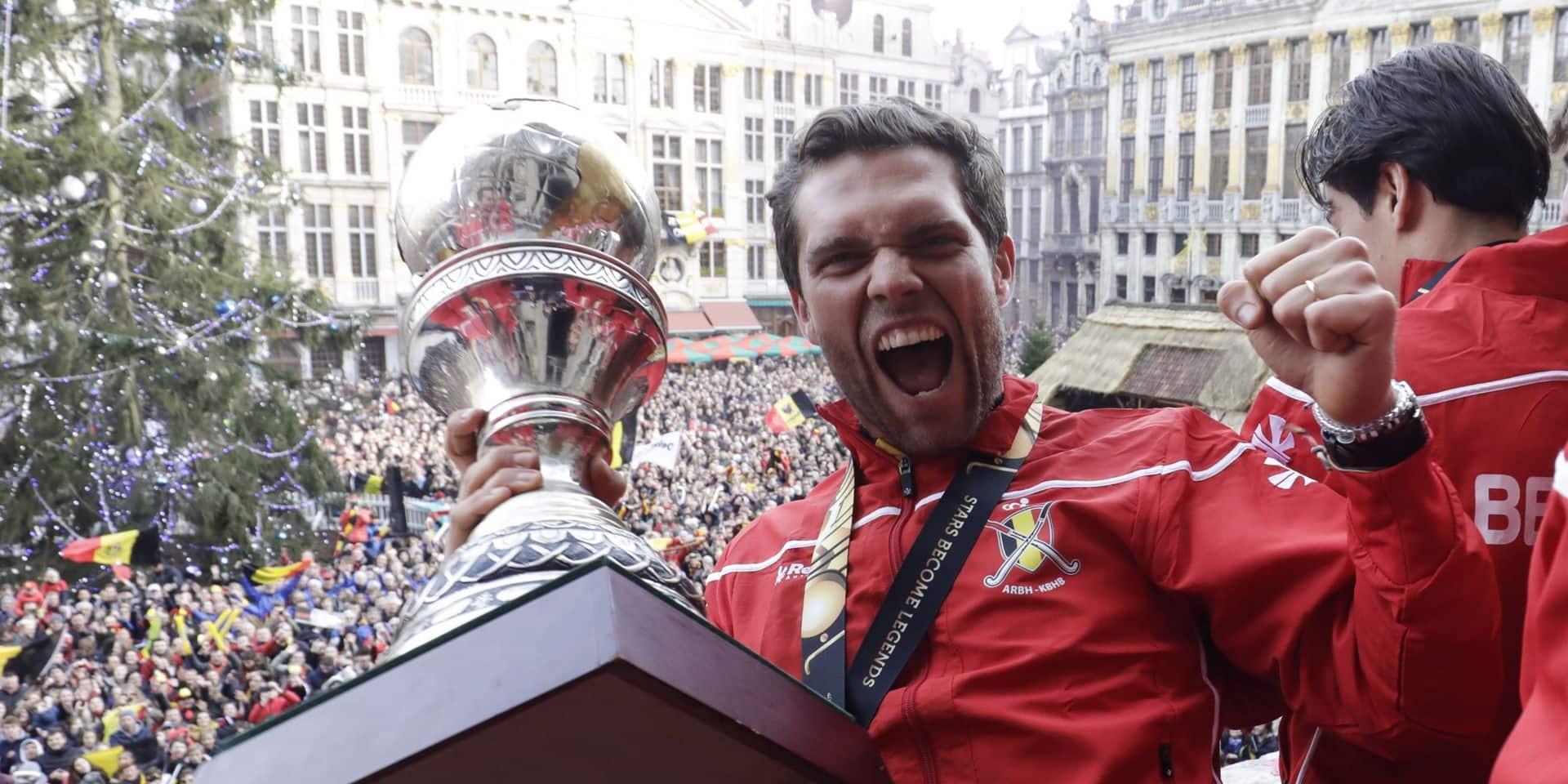 JO 2020: les Red Lions ouvriront leur tournoi olympique face aux Pays-Bas le 25 juillet