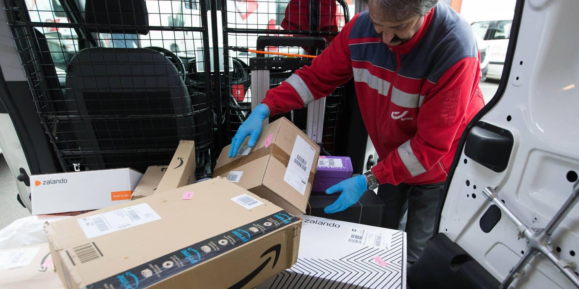 Les Belges ont envoyé ou reçu 266 millions de colis postaux en 2019