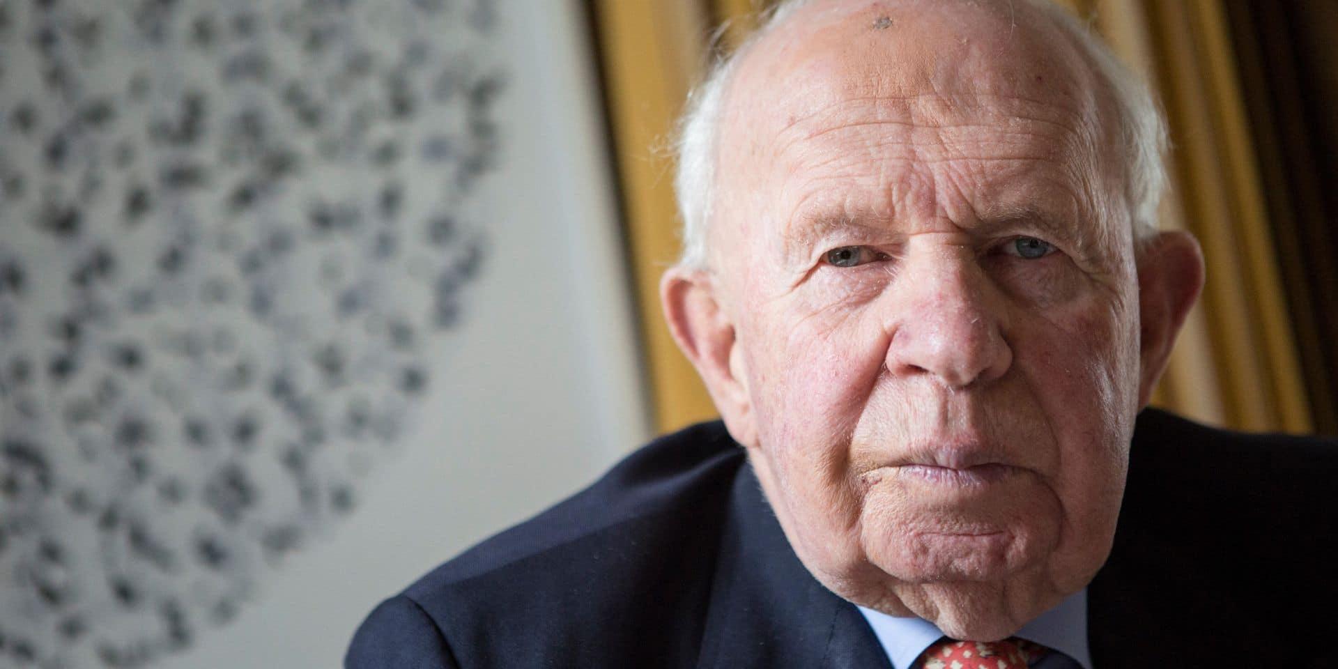 Décès de Léopold Lippens: Knokke-Heist décrète une semaine de deuil