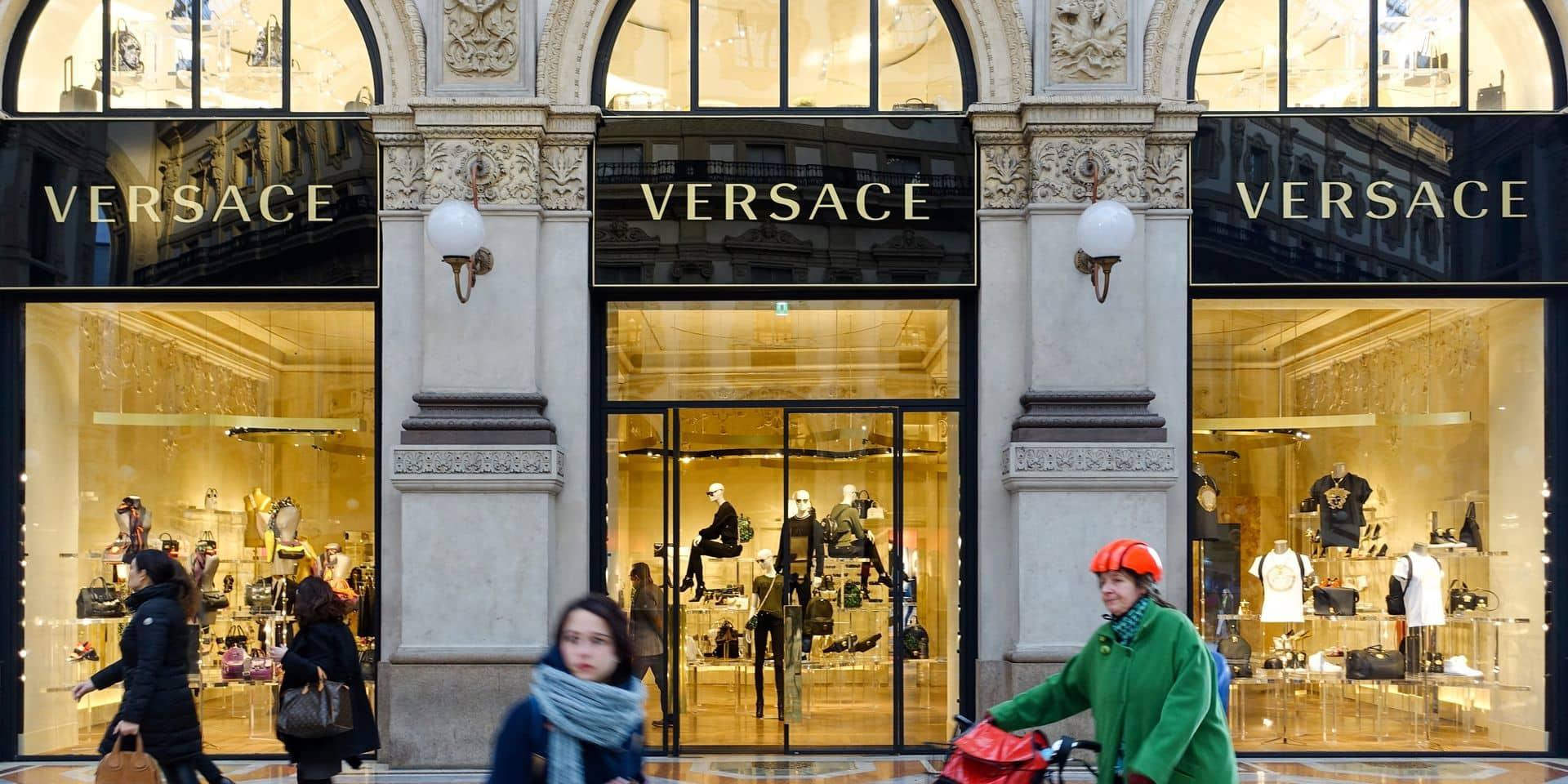 Givenchy, Coach et Versace épinglés en Chine pour des T-shirts sur Taiwan et Hong Kong