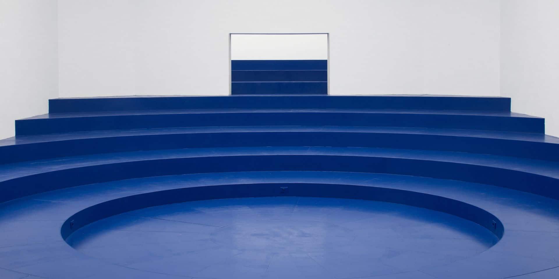 La Biennale de Venise avec le vide des Anglais et l'Eurotopie belge !