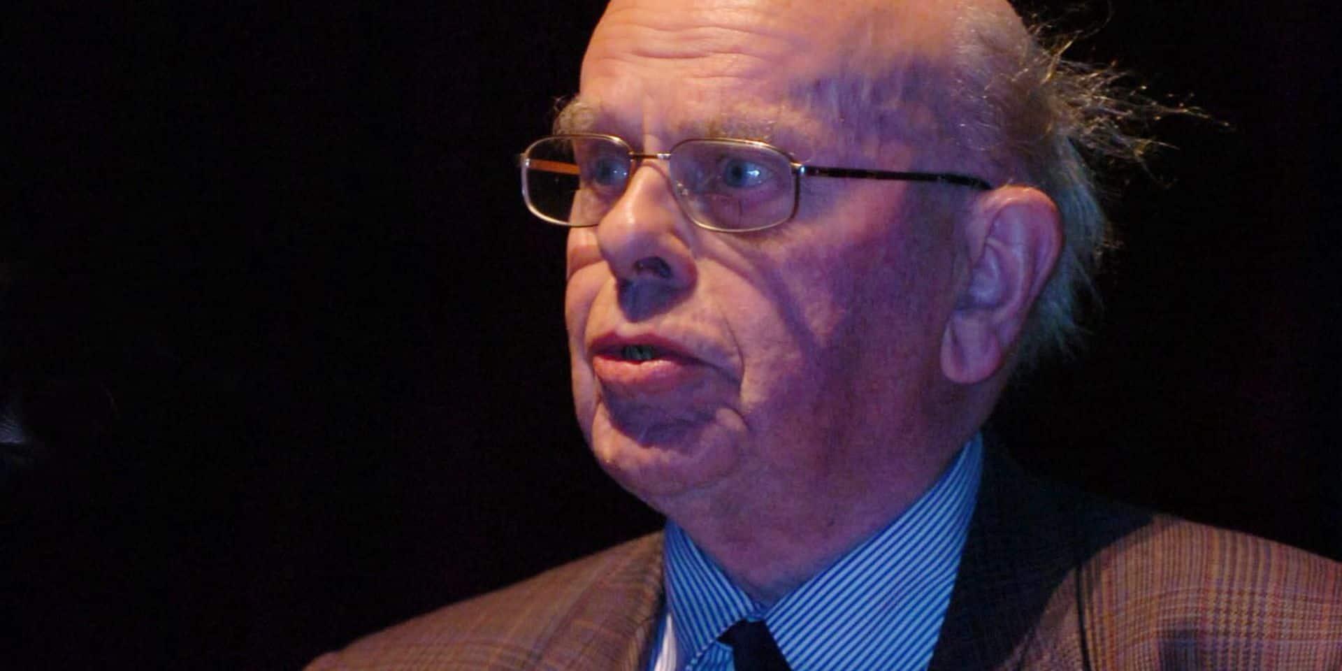 L'ancien administrateur général de la RTBF Robert Wangermée est décédé
