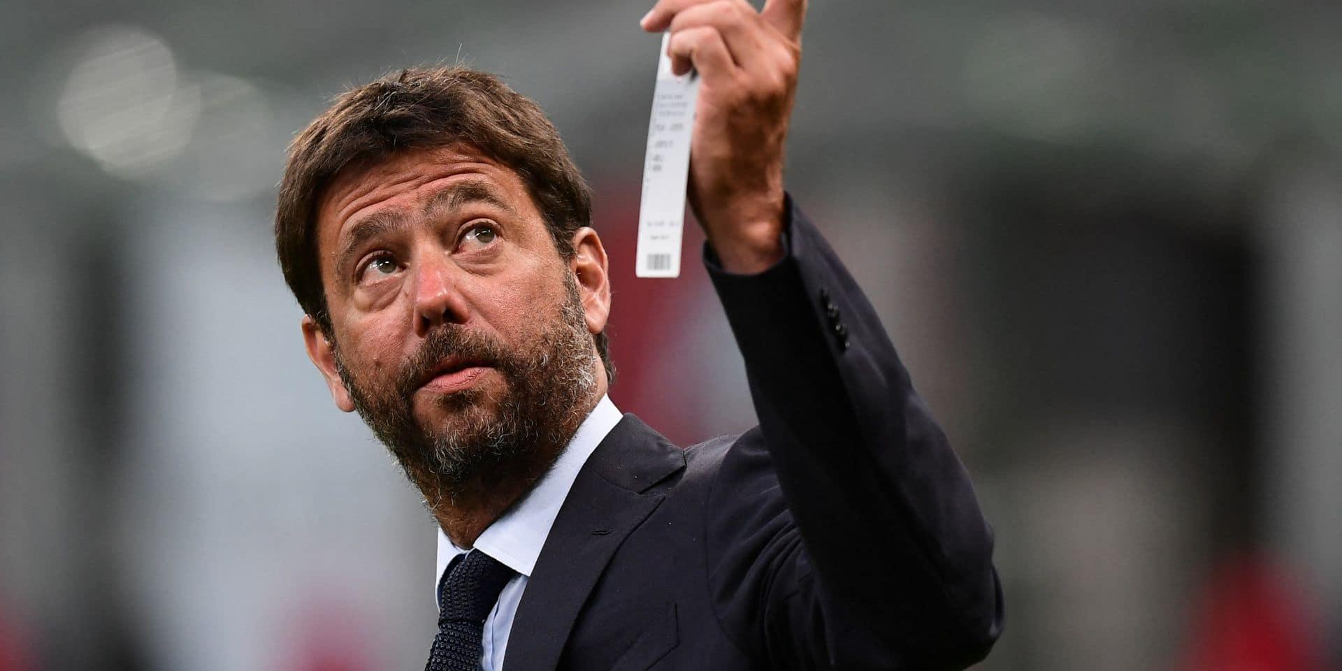 Qui est Andrea Agnelli, le riche président de la Juventus derrière le projet de la Super League ?