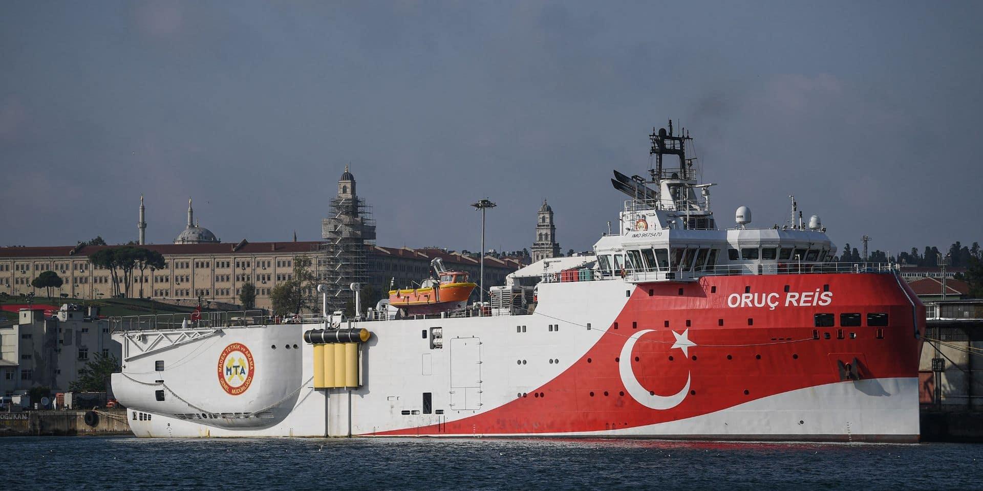 """La Turquie rejette la décision européenne et la qualifie de """"biaisée et illégitime"""""""