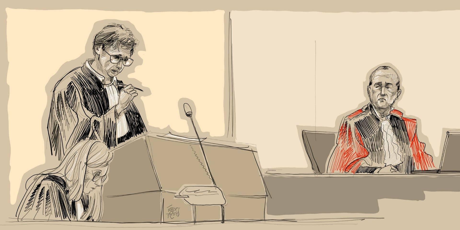 """La famille de Tine Nys demande l'acquittement de son médecin généraliste: """"Il a été mené en bateau"""""""