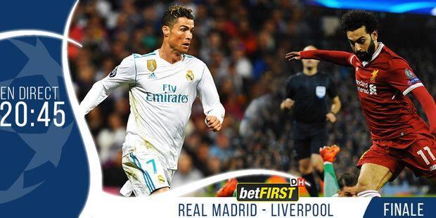 Finale de Ligue des Champions: le Real Madrid vise de nouveaux records, Liverpool peut renouer avec son lustre (DIRECT A...