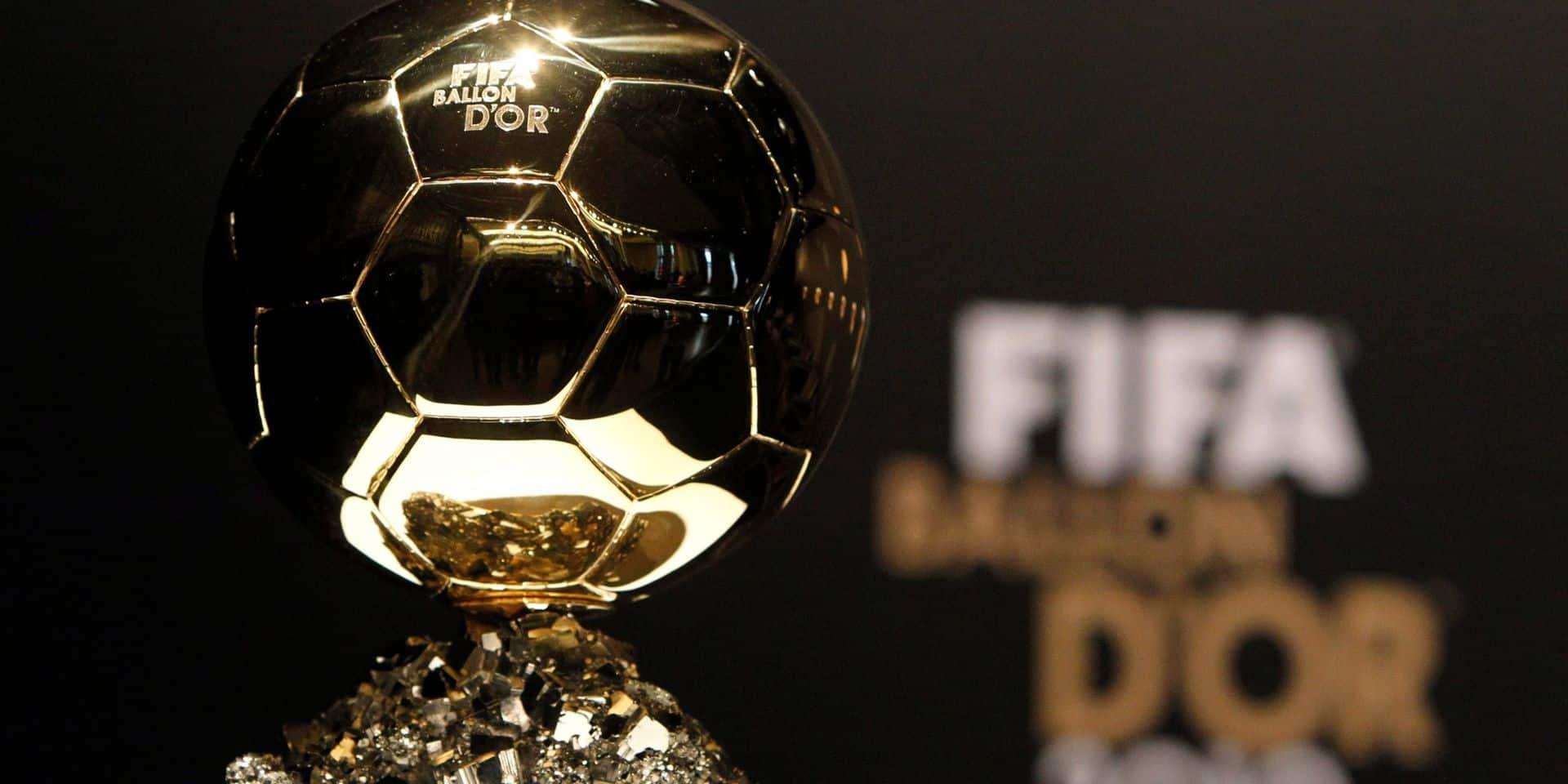 """Un club réagit à l'annulation du Ballon d'or 2020: """"Tout le monde sait qui est le meilleur"""""""