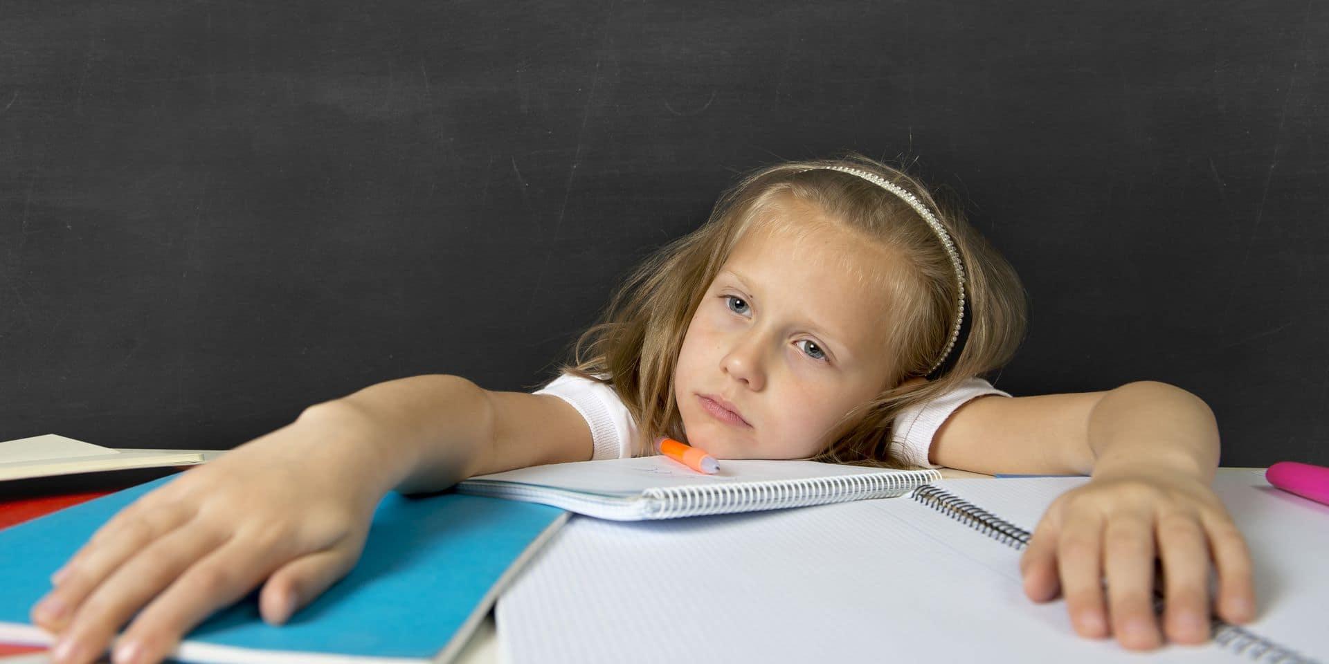 """Supprimer les devoirs à la maison? Ils représentent """"des moments de souffrance pour la famille"""""""