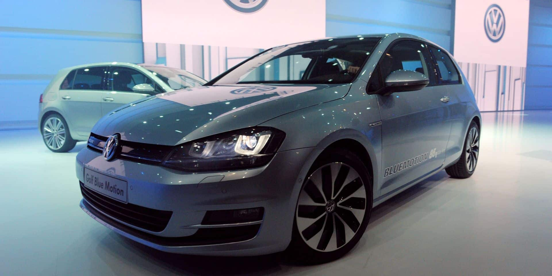 Sur le marché de l'occasion, Volkswagen occupe la première place dans le classement des marques les plus recherchées.