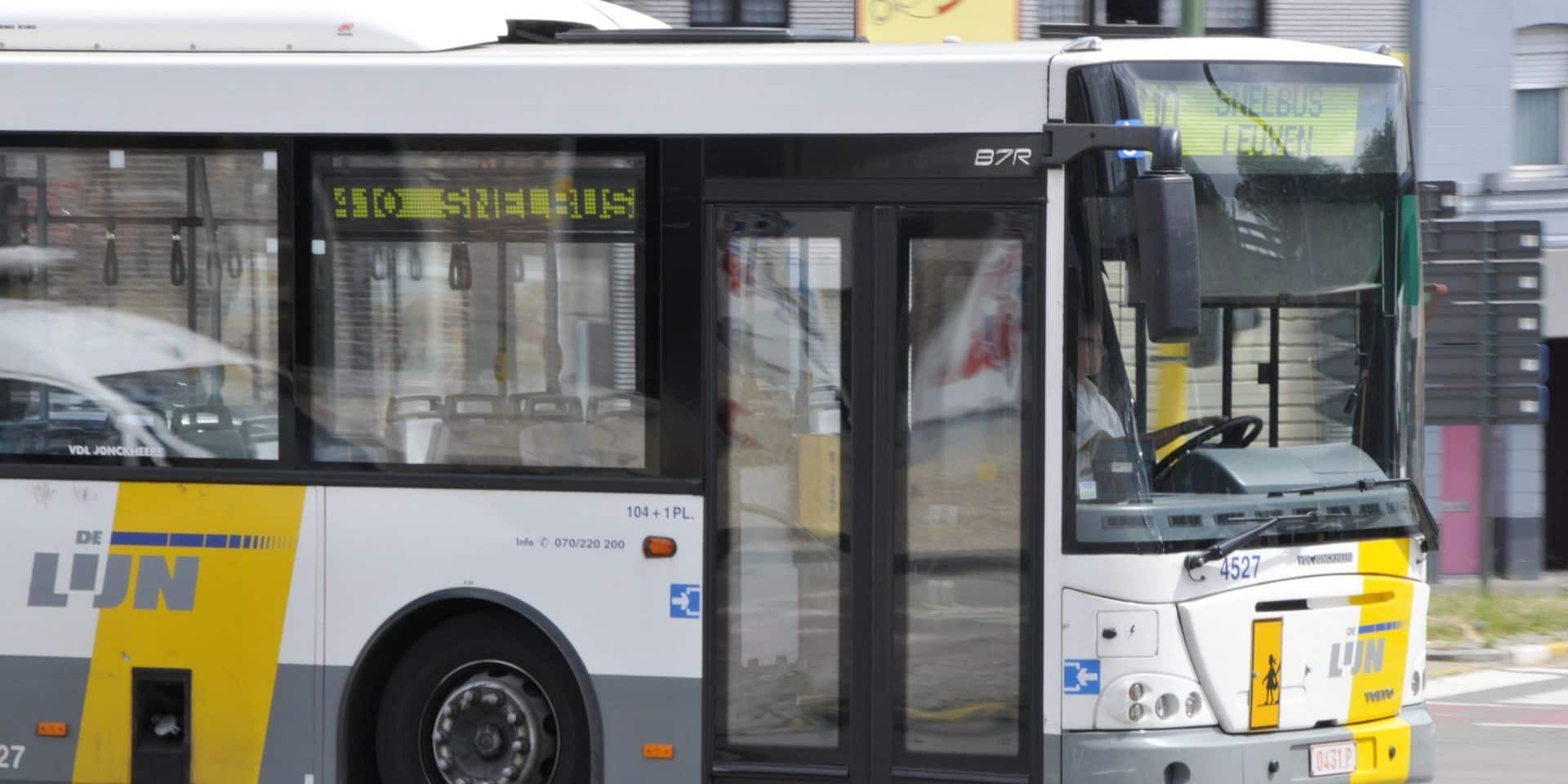 Un chauffeur de bus blessé par un homme ne portant pas son masque correctement