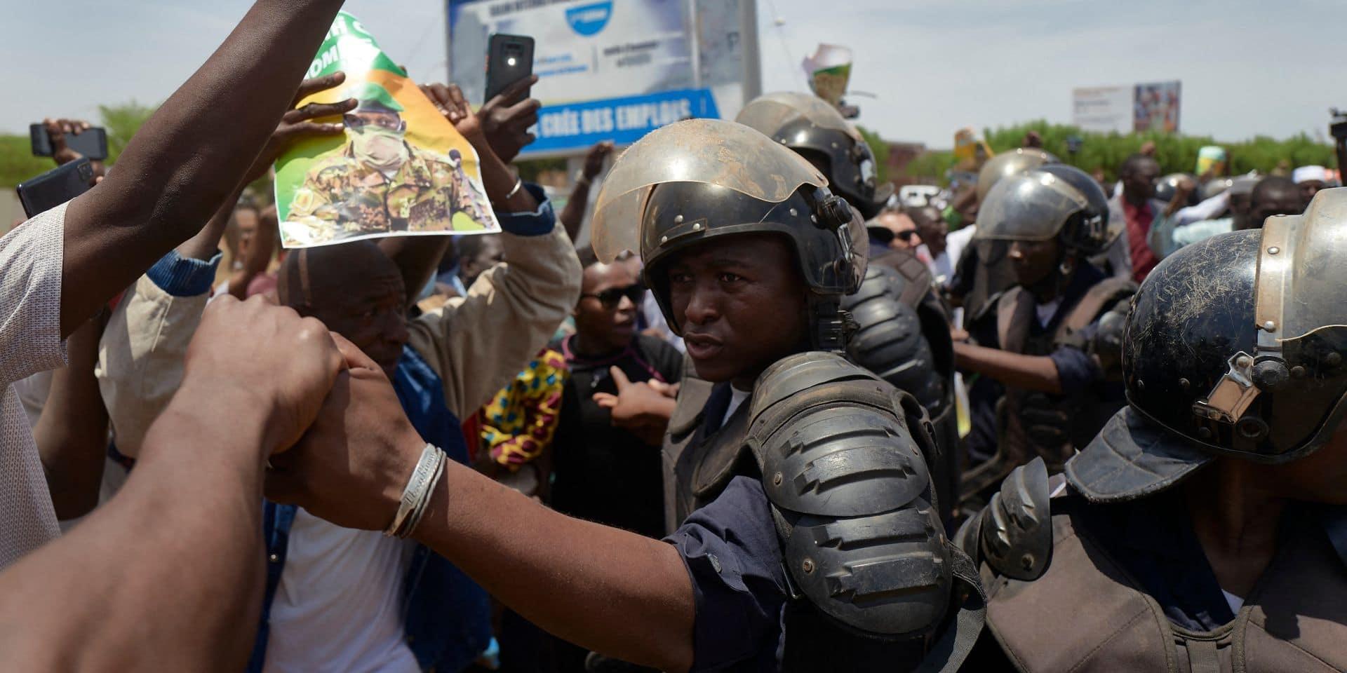 """L'Union africaine annonce la """"suspension immédiate"""" du Mali après un second coup d'Etat"""