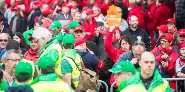 531bb768afd Manifestation du 28 septembre   plusieurs milliers de fonctionnaires  attendus dans les rues de Bruxelles - La Libre