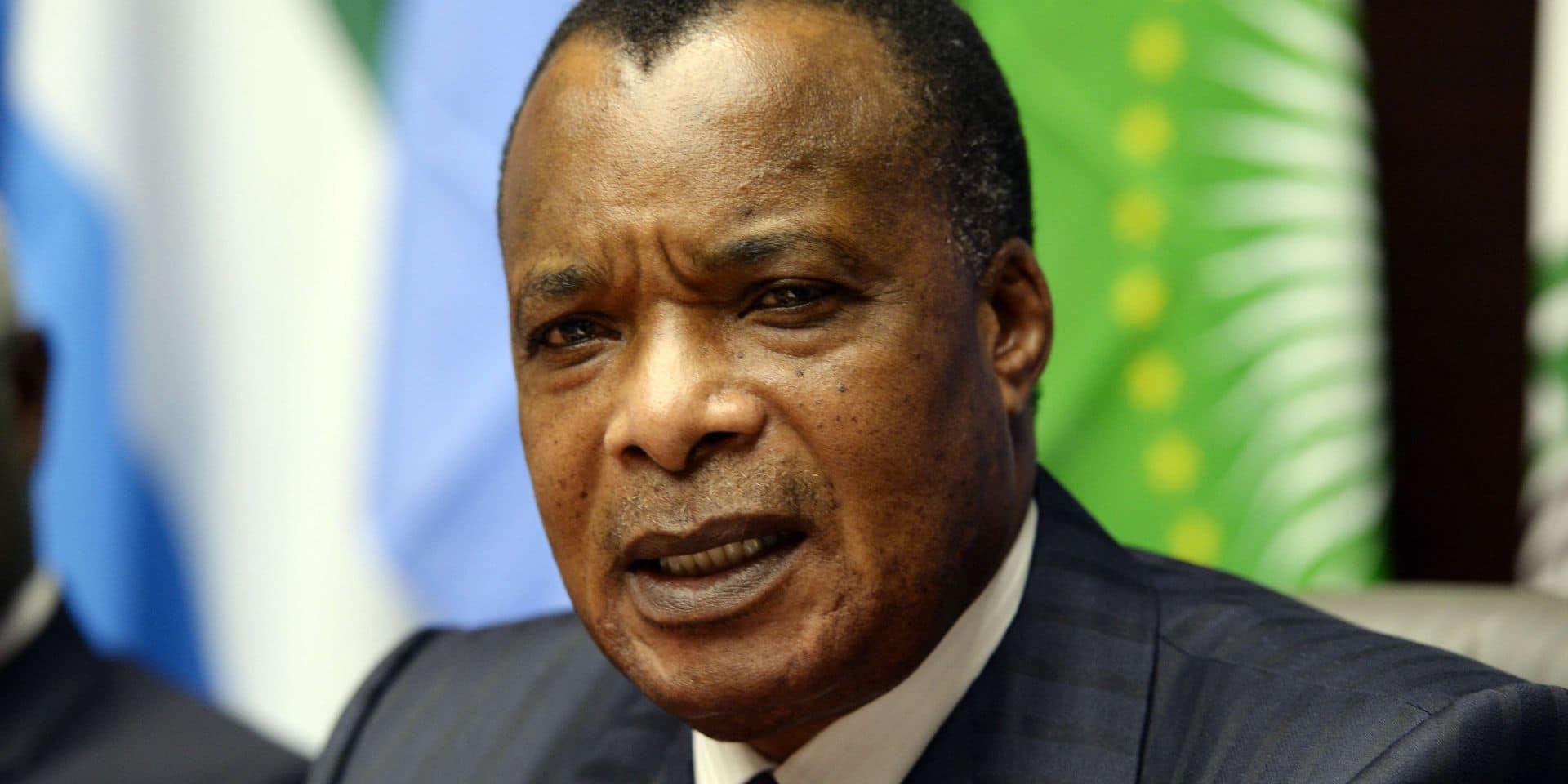 Présidentielle au Congo : le président Sassou Nguesso désigné candidat par sa majorité