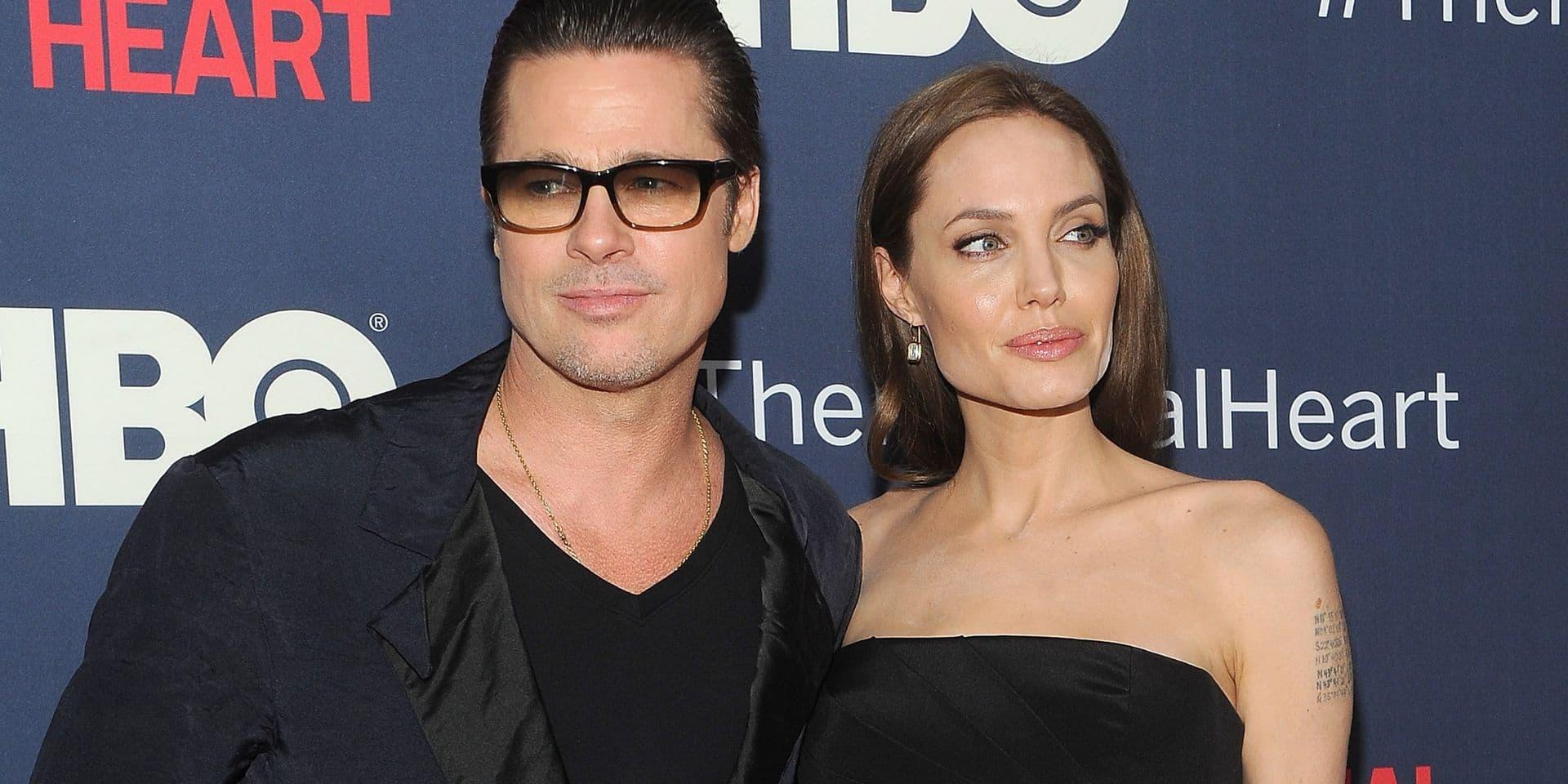Angelina Jolie et Brad Pitt se lancent ensemble dans un nouveau projet