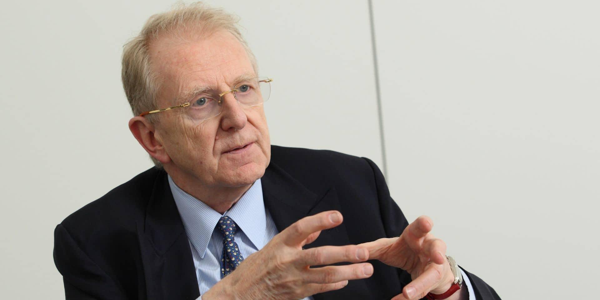 """Le financier Georges Ugeux: """"La décision politique est aujourd'hui achetable par les grands intérêts privés et les entreprises"""""""