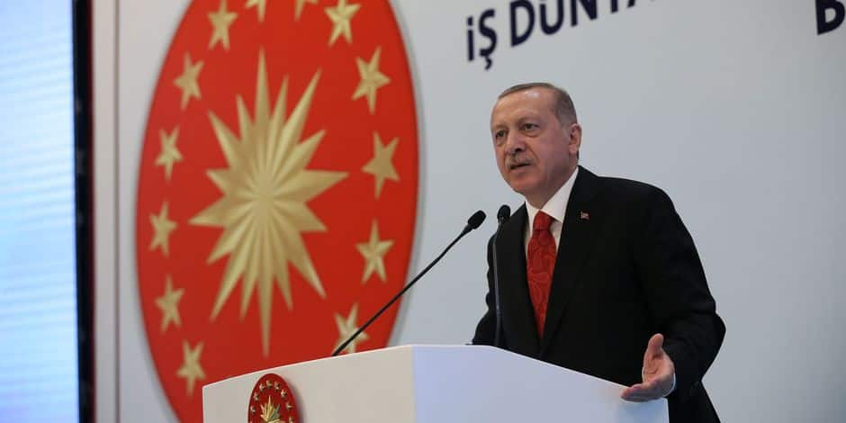 Erdogan appelle au
