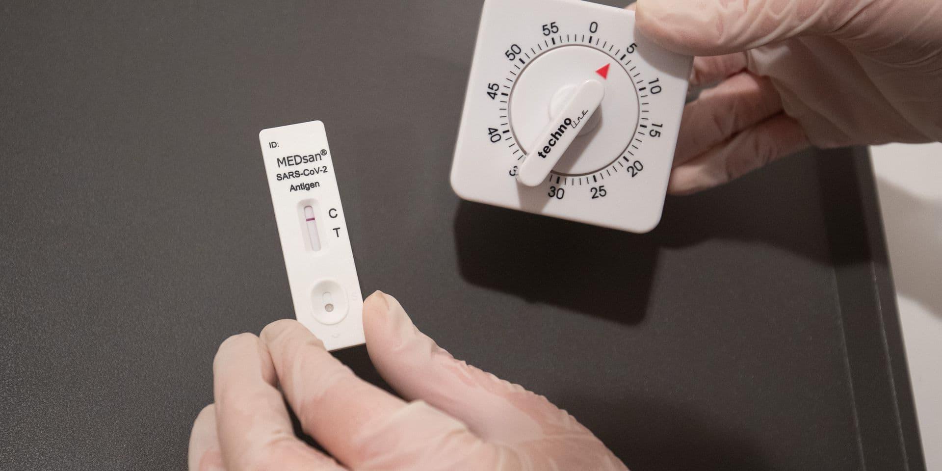 Coronavirus - Rapid Test Centre