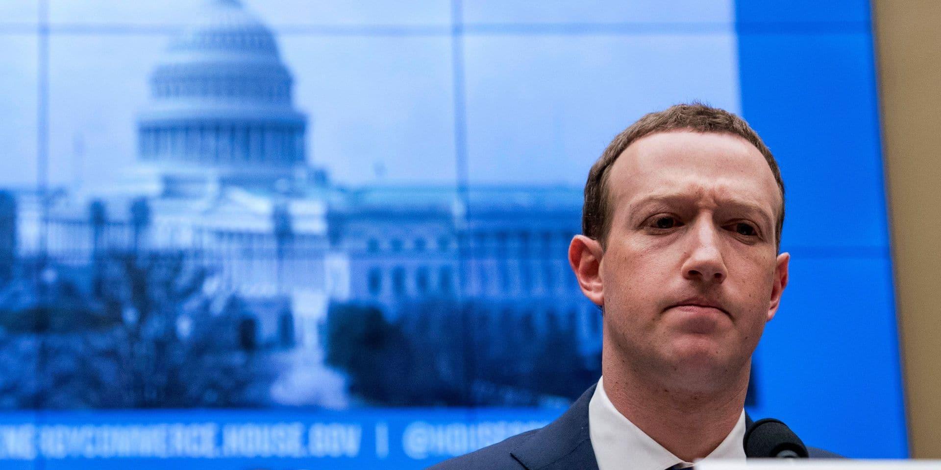 Facebook refuse de sanctionner les messages polémiques de Donald Trump: Mark Zuckerberg désavoué par ses employés