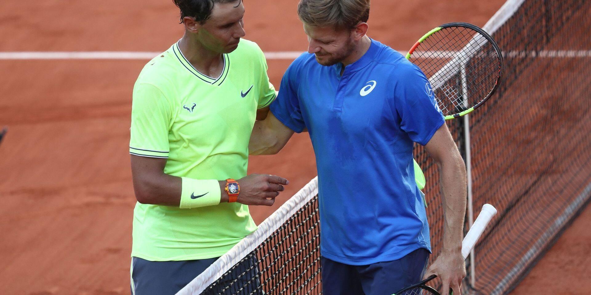 Goffin, Mertens, Flipkens, Van Uytvanck et Minnen disputeront Roland-Garros