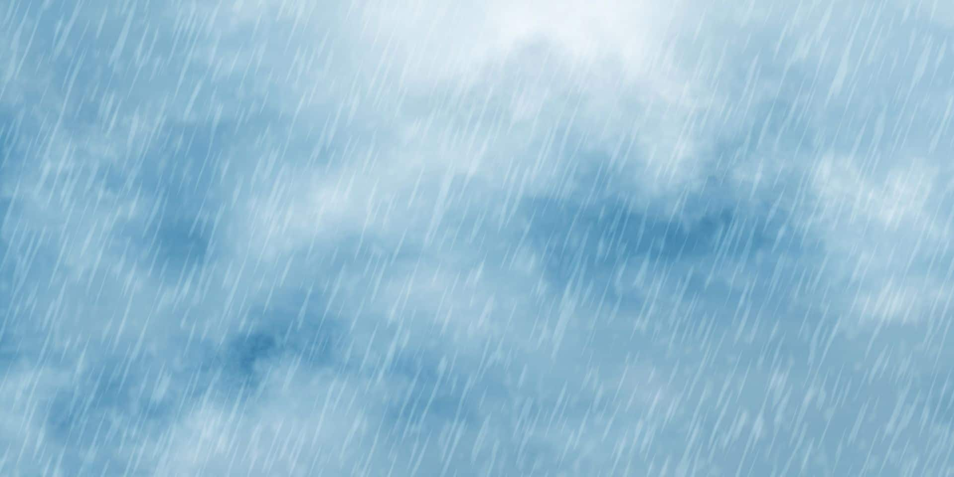 Météo: la Belgique engluée dans la pluie et la douceur