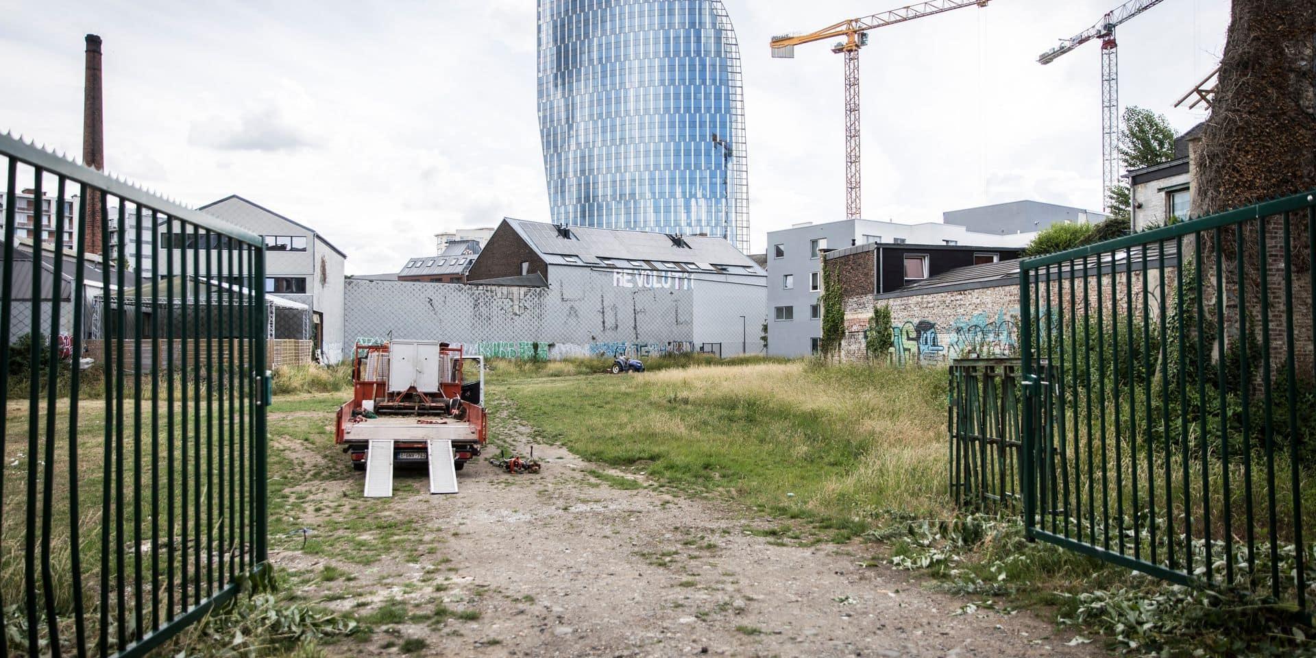 Cap sur l'aménagement du site Balteau aux Guillemins !