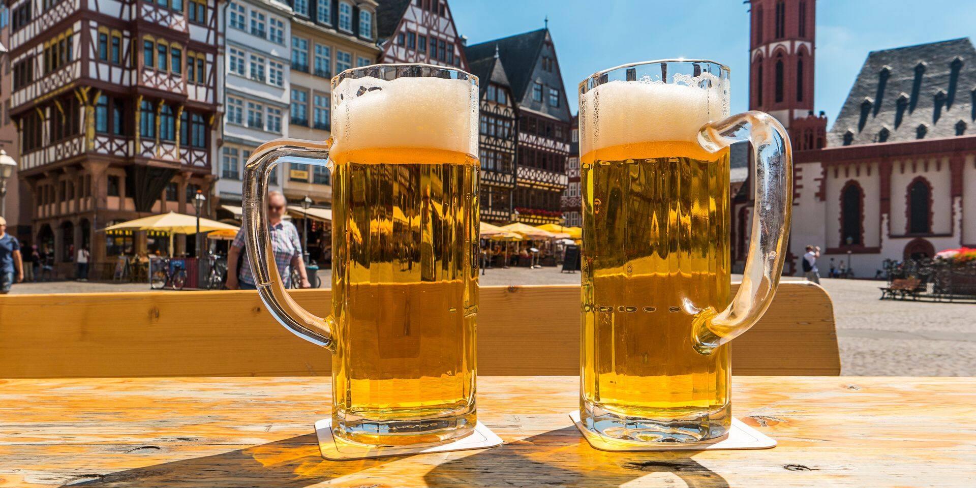 Le gouvernement allemand va racheter une partie de la bière périmée à ses brasseurs