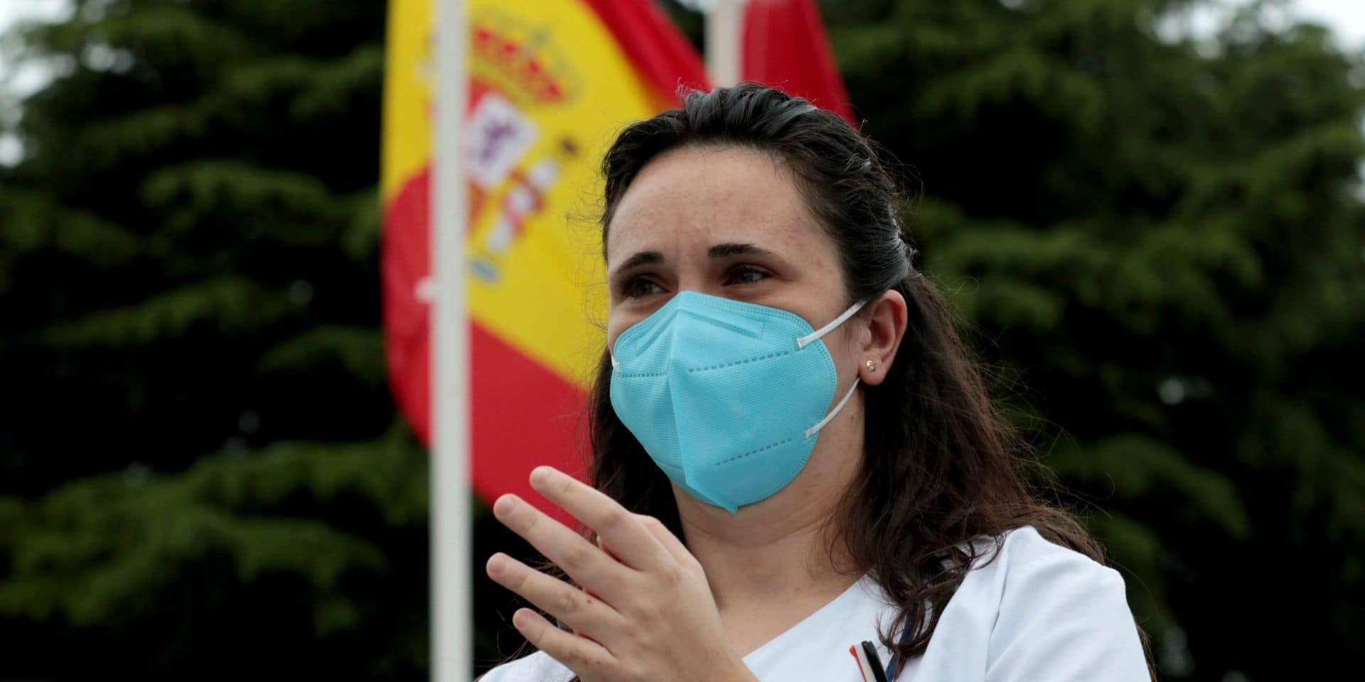 Espagne: un hommage national aux victimes du coronavirus prévu prochainement