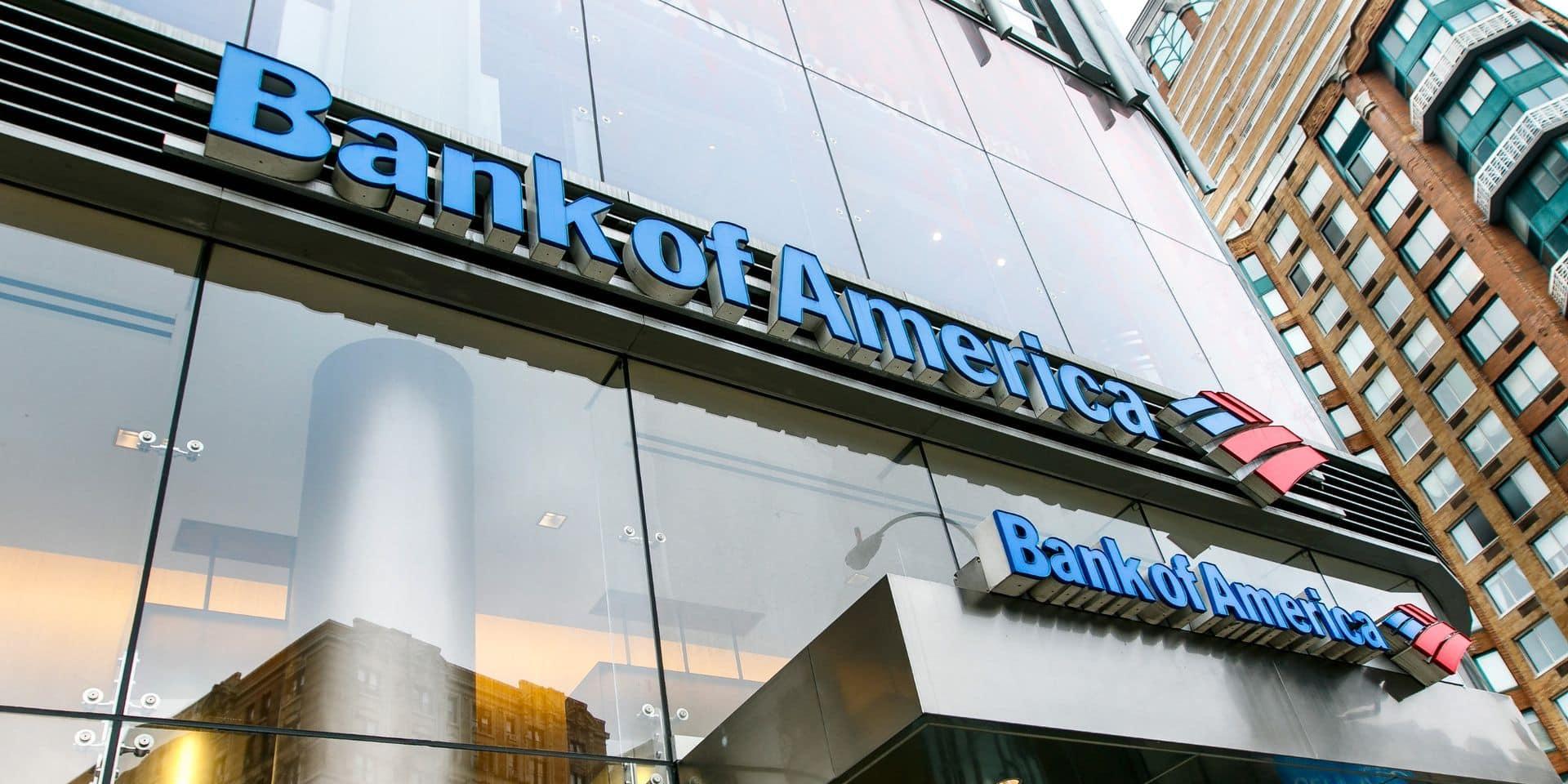 Bank of America double ses bénéfices au premier trimestre 2021