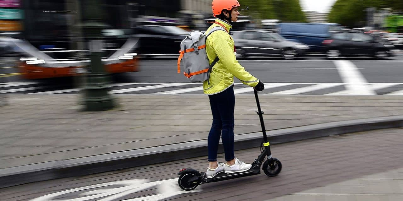Pas de trottinettes en vue, mais des vélos partagés à Mons