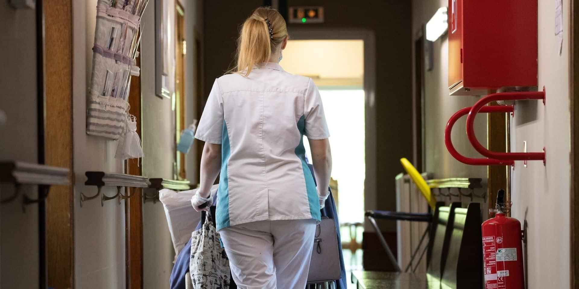 Coronavirus : l'ensemble du personnel des maisons de repos du pays pourra être dépisté préventivement