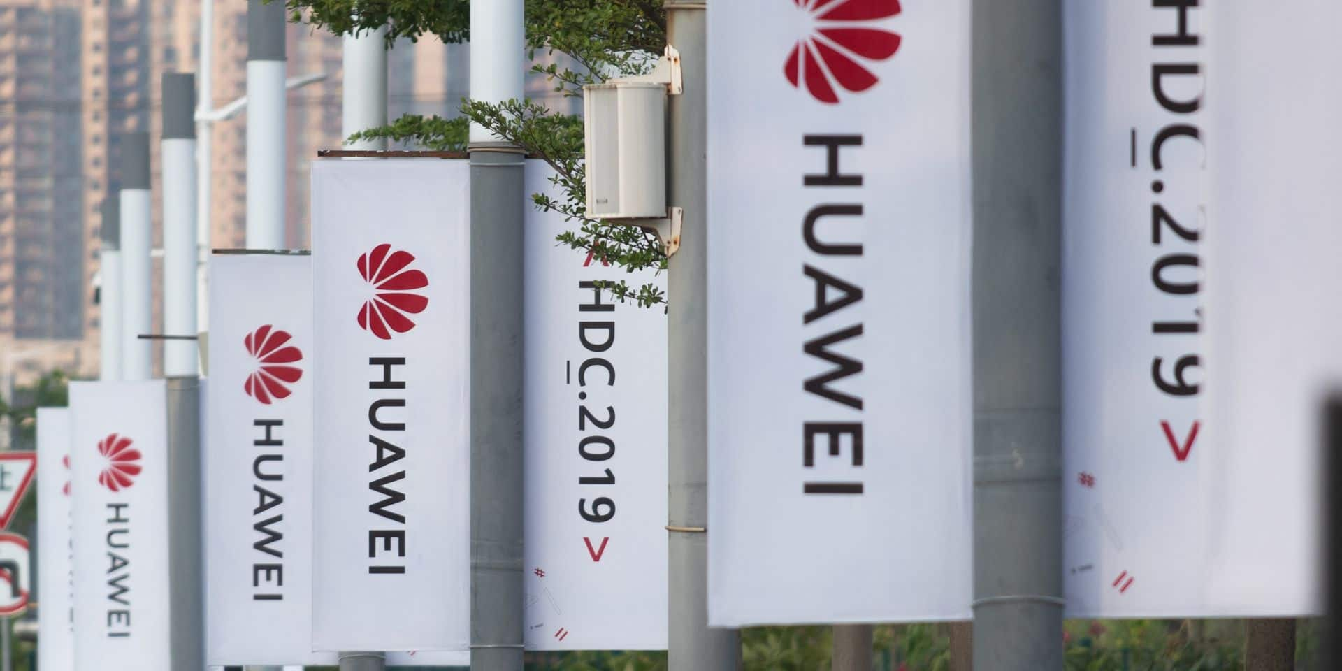 Huawei: Washington prolonge de 90 jours la période d'exemption