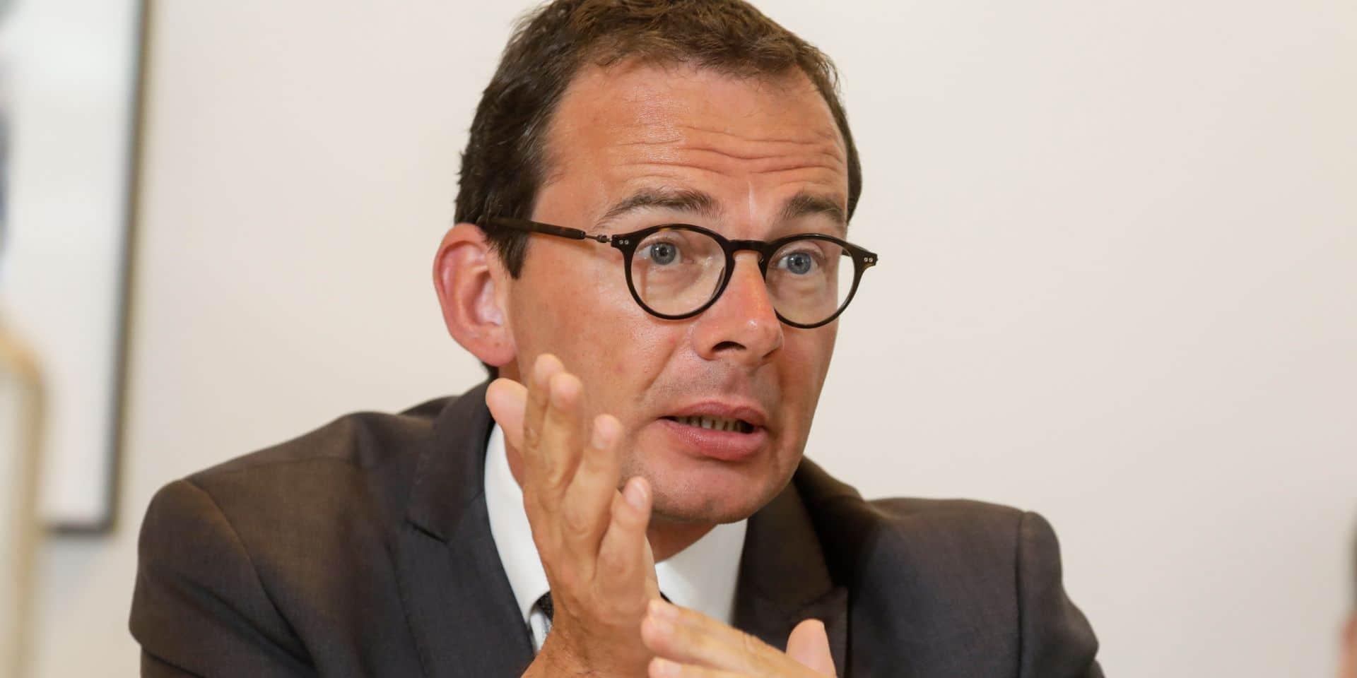 """Wouter Beke """"n'avalera pas comme ça"""" la note d'intention de Bart de Wever"""