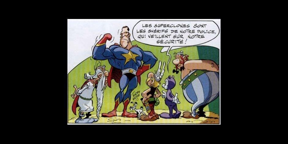 Astérix contre Superman: le Gaulois né pour faire la nique aux BD américaines qui pullulent à la fin des années 50