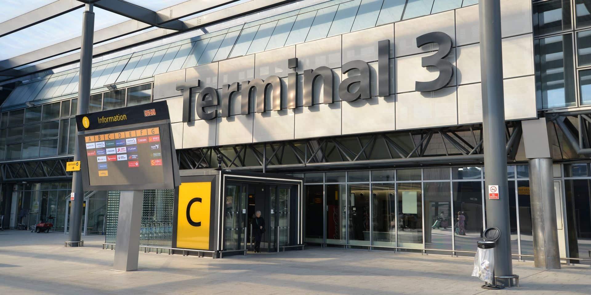 Heathrow ouvre un terminal séparé pour les voyageurs des zones rouges
