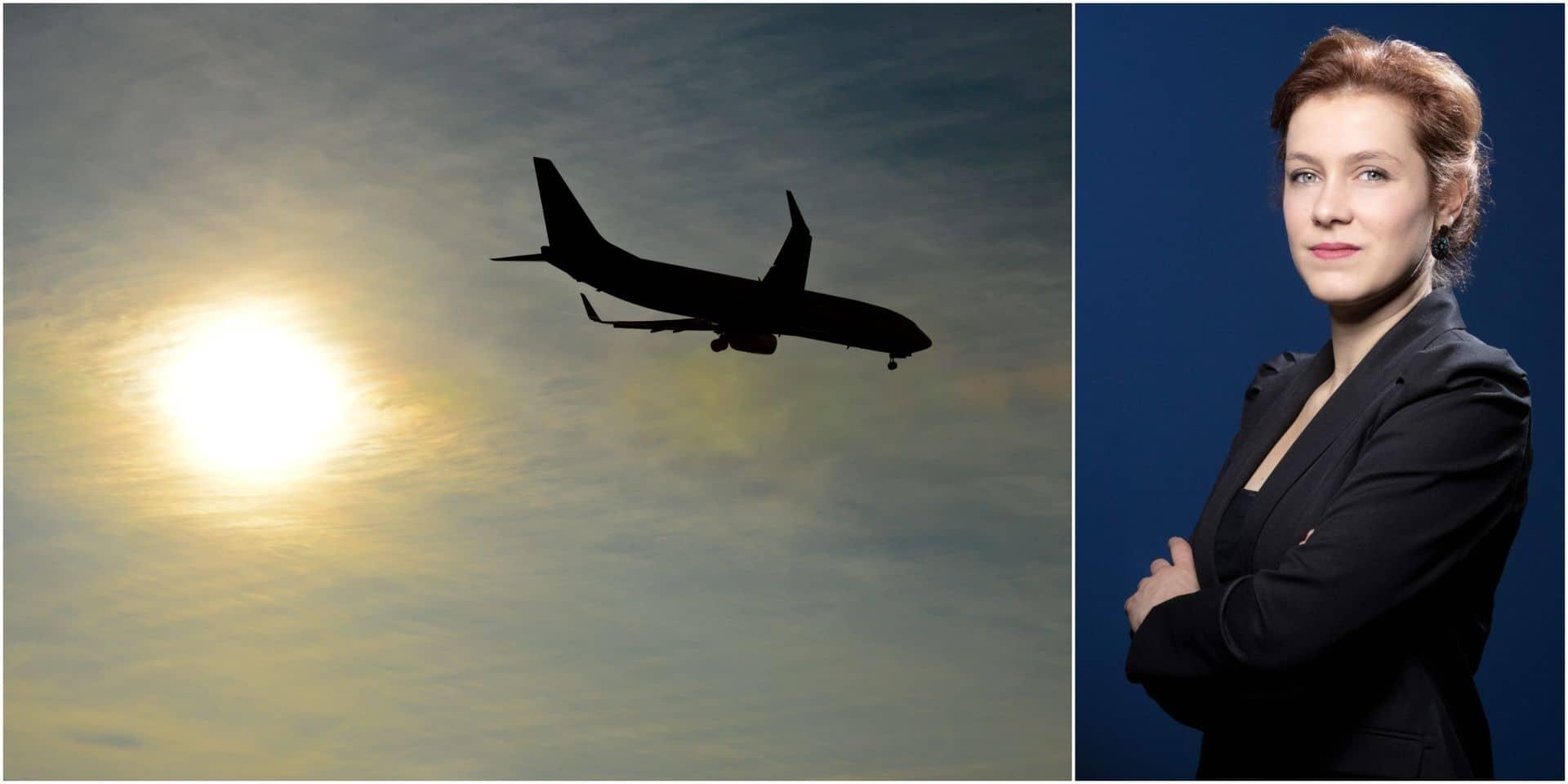 """""""L'aérien ne doit plus faire partie des rêves d'enfants aujourd'hui"""": une élue s'attire les foudres en France"""